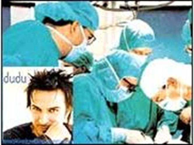 Cerrahlar Dudu'yla rahatlıyor